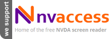 Supportiamo NVAccess per lo sviluppo dello screen reader NVDA